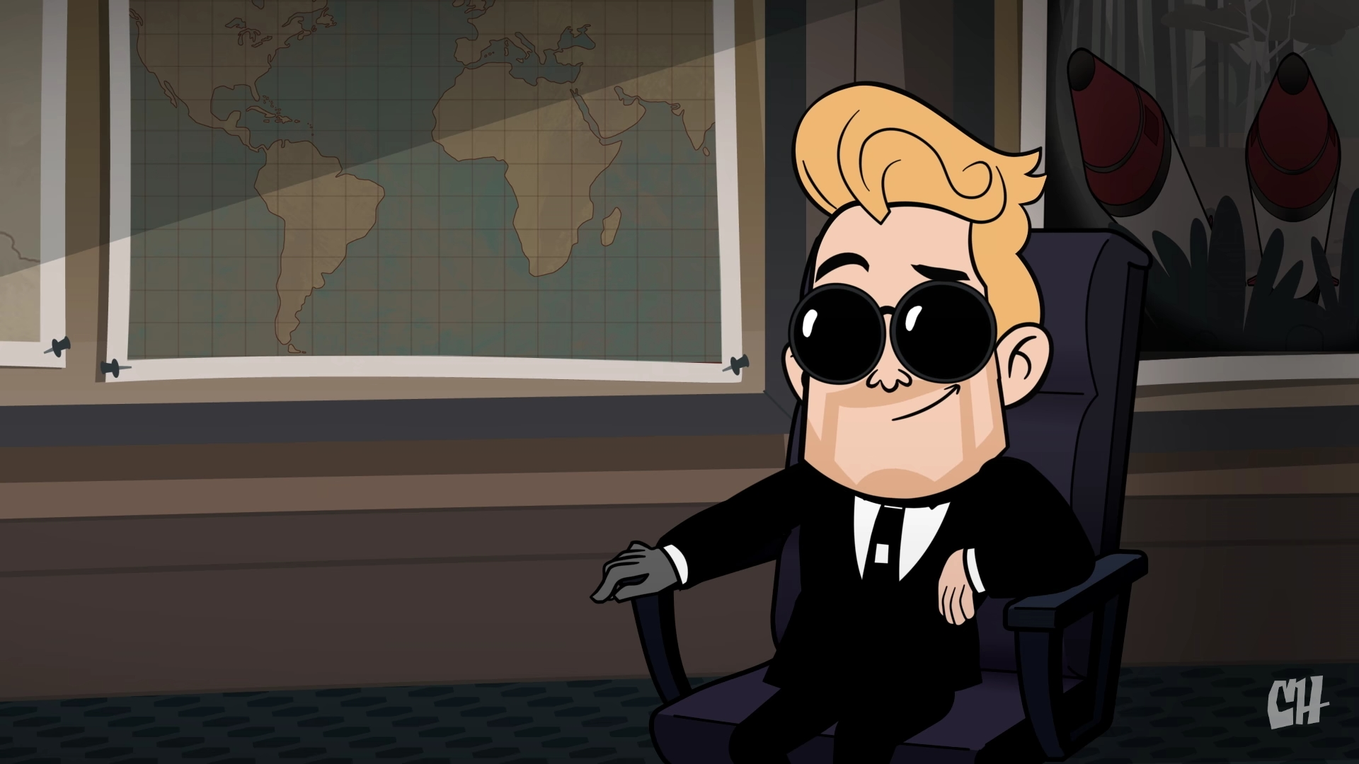 Adam Ruins Everything including maps MapsWithoutNZ 1920x1080