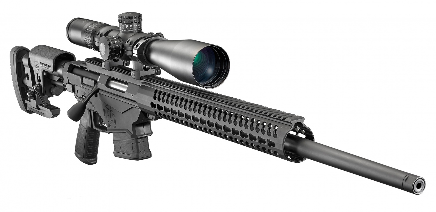 Ruger Precision Rifle High End Almost AR   The Firearm Blog 1500x730