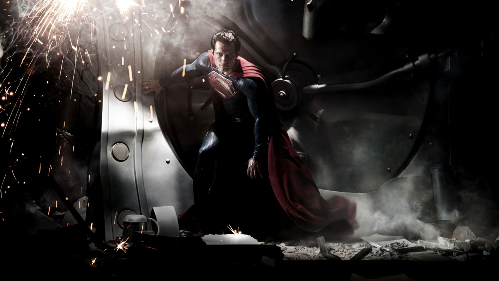 Man of Steel HD Poster WallpapersHigh Resolution Backgrounds for your 1600x900