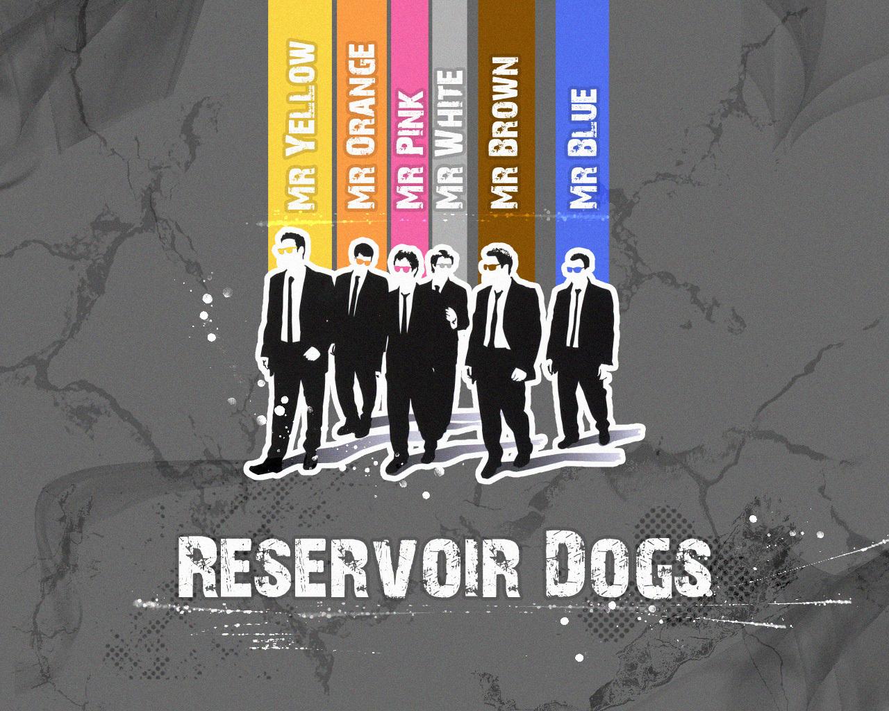 Reservoir Dogs Cast Names