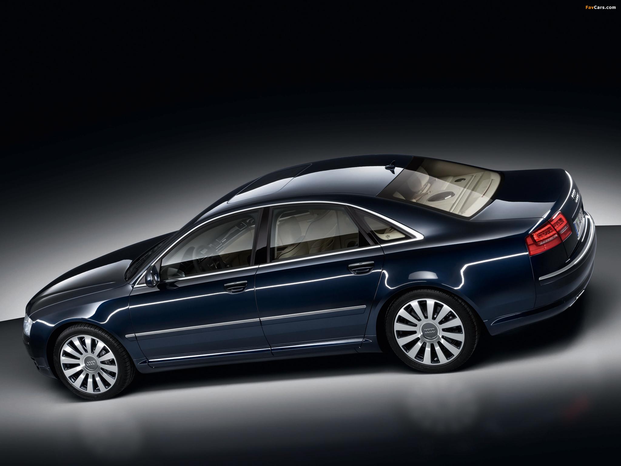 Audi A8L W12 quattro D3 200810 wallpapers 2048x1536 2048x1536