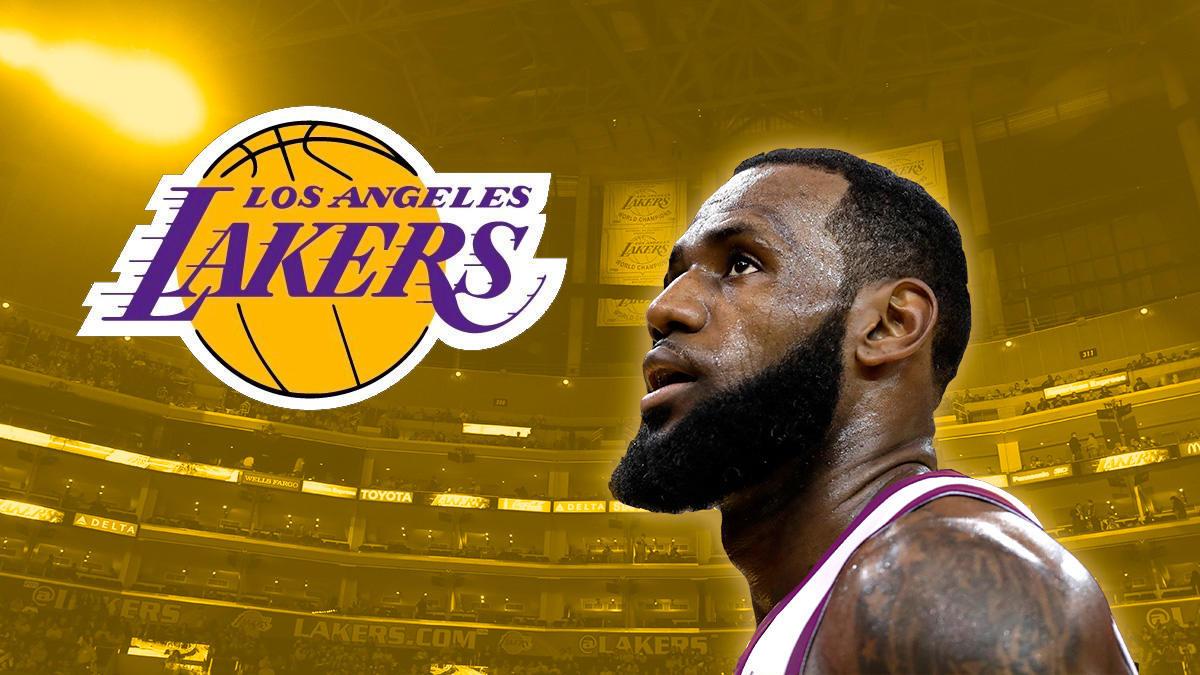 Wallpapers HD LeBron James Lakers Jersey 2020 Basketball Wallpaper 1200x675