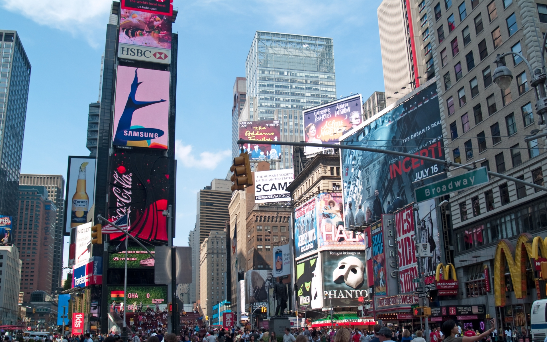 1920x1200px Times Square Hd Wallpaper Wallpapersafari