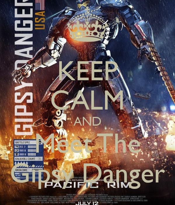 Gypsy Danger Wallpaper...