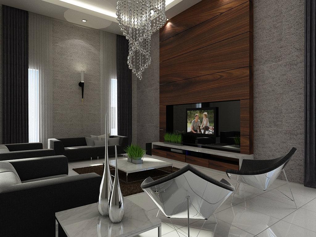 Feature Wallpaper for Living Room - WallpaperSafari