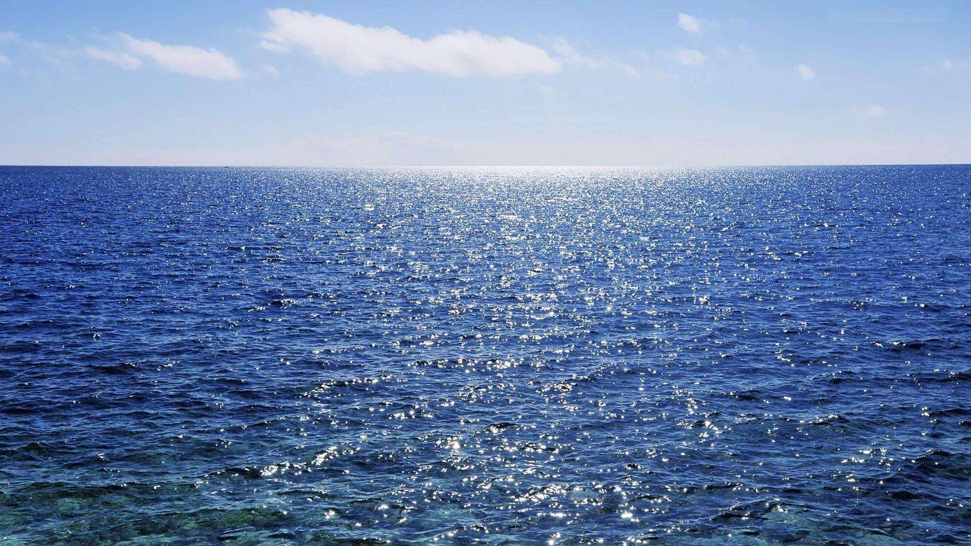 Beautiful Blue Sea Wallpaper HD Wallpapers 1920x1080