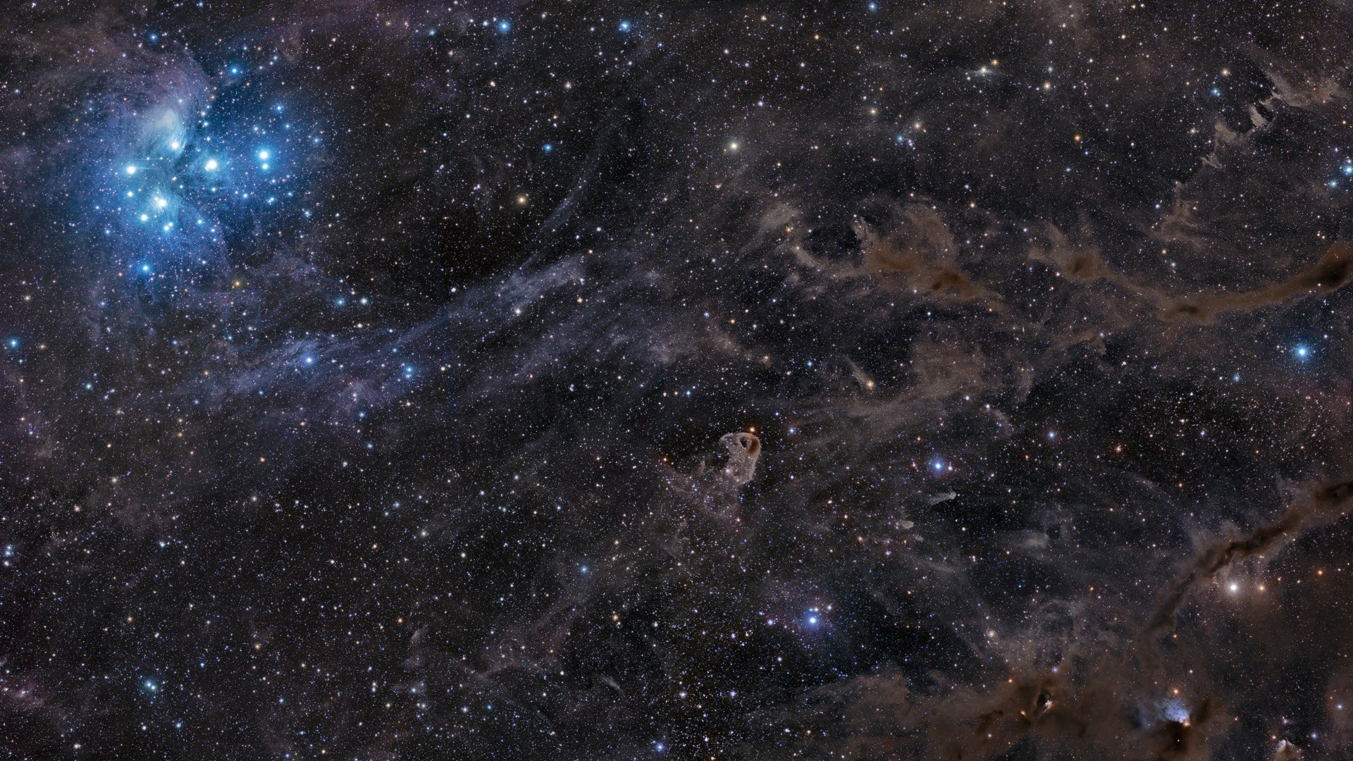 Deep space wallpaper Wallpaper Wide HD 1920x1080