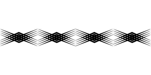 PATTERN PAGE BORDER DECORATIVE GEOMETRIC BRACELET   Public Domain 640x320