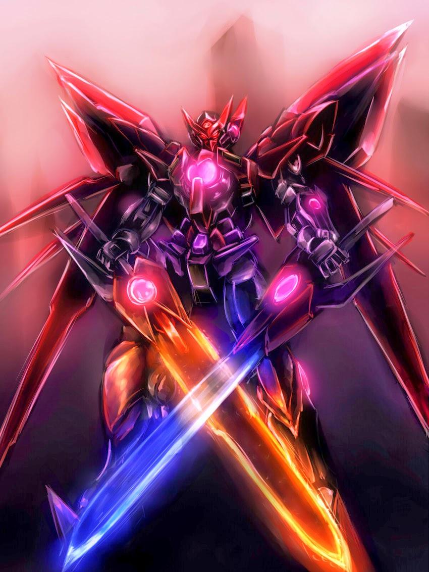 850x1133px Gundam Exia Wallpaper 850x1133