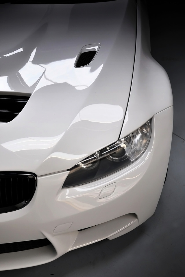 BMW M3 Simply beautiful iPhone wallpapers 640x960