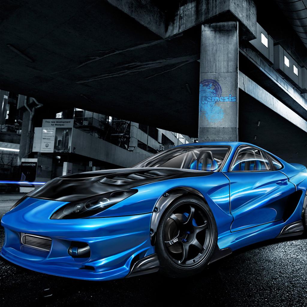 Street Race Cars Wallpapers Wallpapersafari