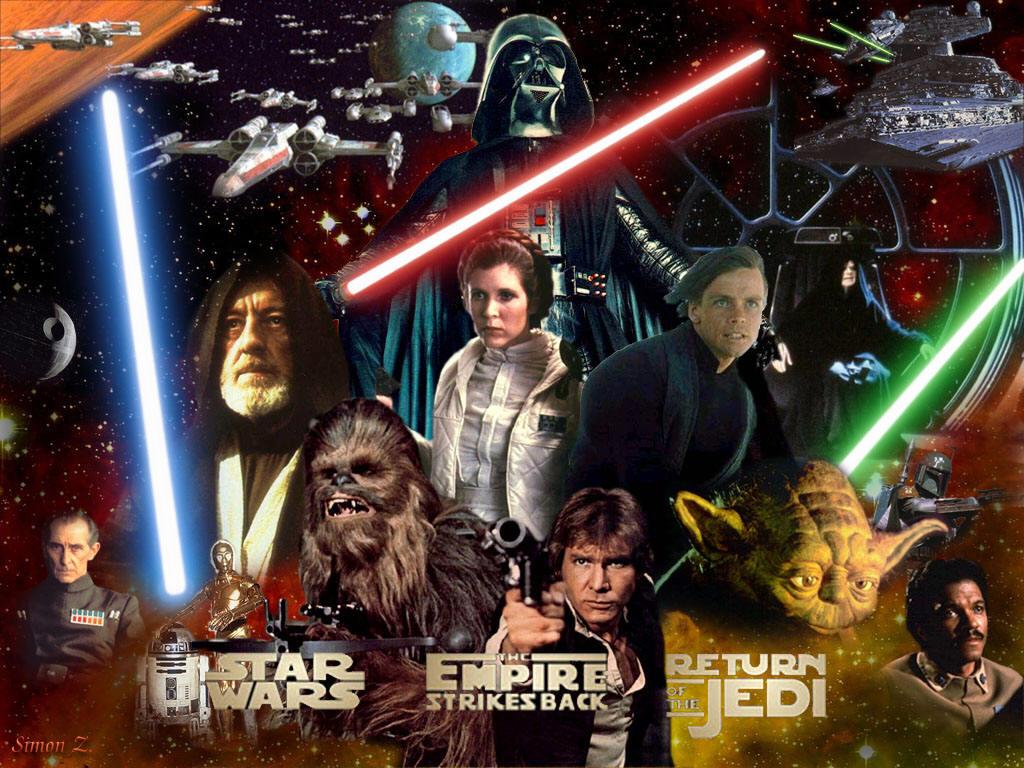 Star Wars Episode 4 Wallpaper Wallpapersafari