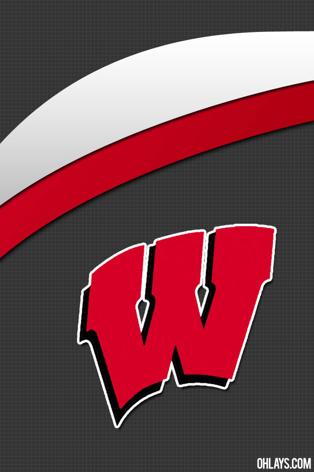 Wisconsin Badgers Wallpaper 640x960