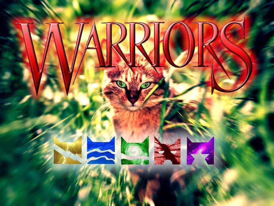 Warrior cats Movie Poster by Shardheartthewarrior 900x675