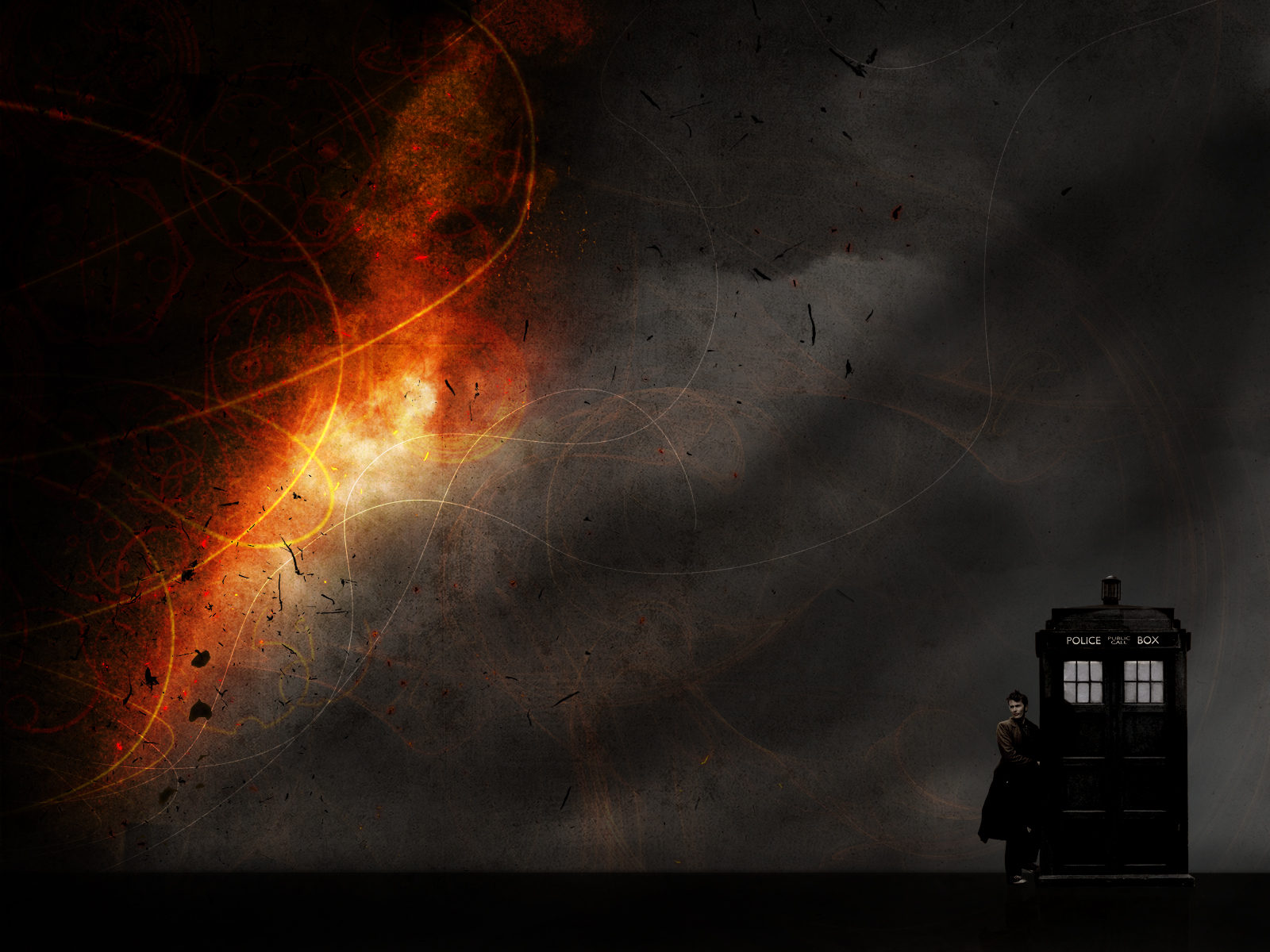 Who News and Reviews Where to Find Doctor Who Screensavers Online 1600x1200