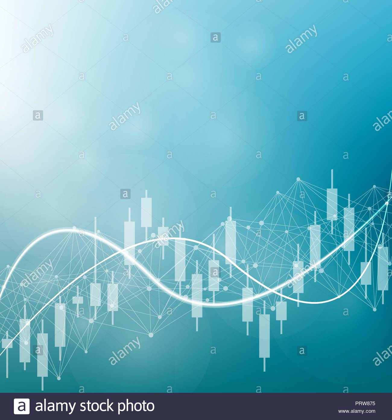 Stock market or forex trading graph Chart in financial market 1300x1390