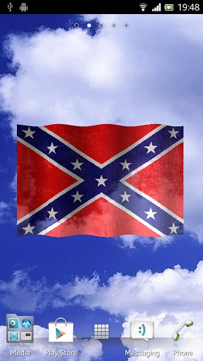 Flag Confederate Wallpaper 288x512