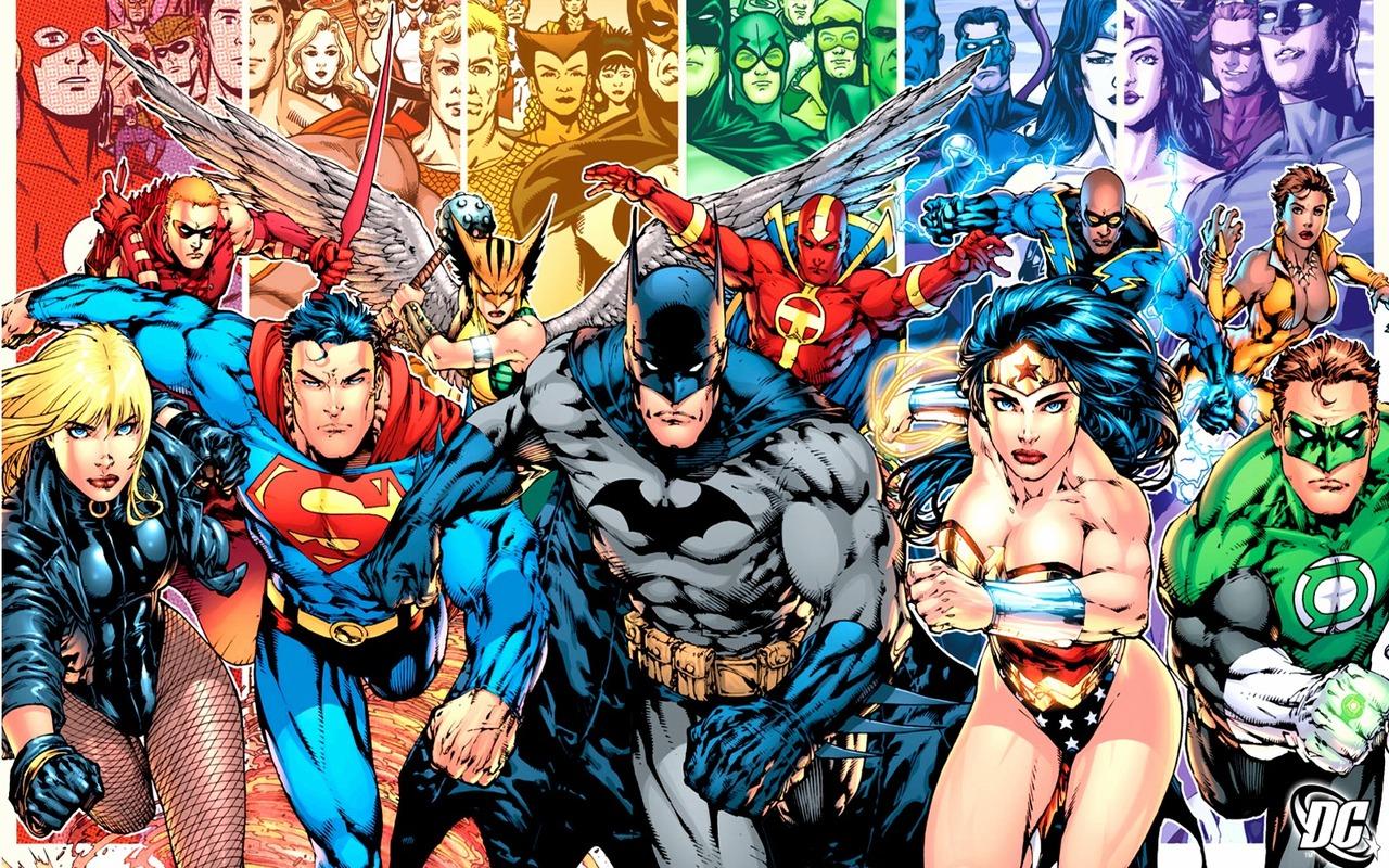 Free Download Download Superman Comic Wallpaper Justice League Of