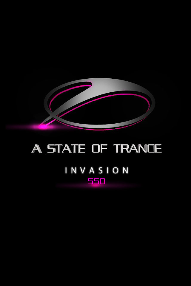 state of trance iphone Wallpaper by Matzell 640x960