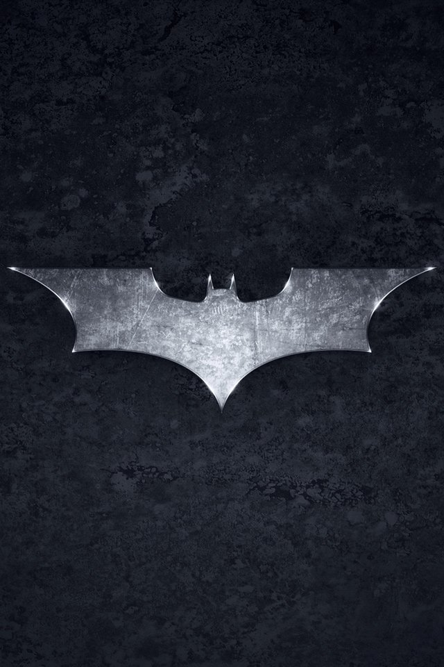 Batman Logo iPhone HD Wallpaper iPhone HD Wallpaper download iPhone 640x960