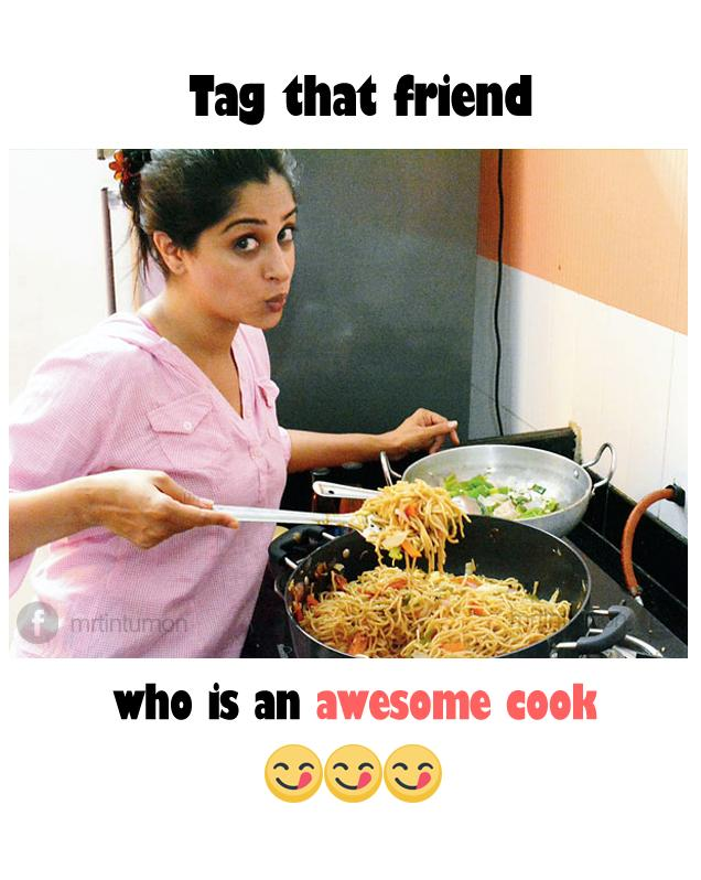 Download Tag your cook friend   Tag someone images for your mobile 636x798