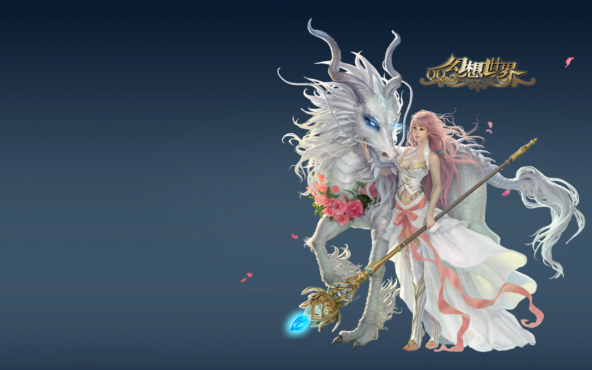 Beautiful Dragon Wallpaper  WallpaperSafari