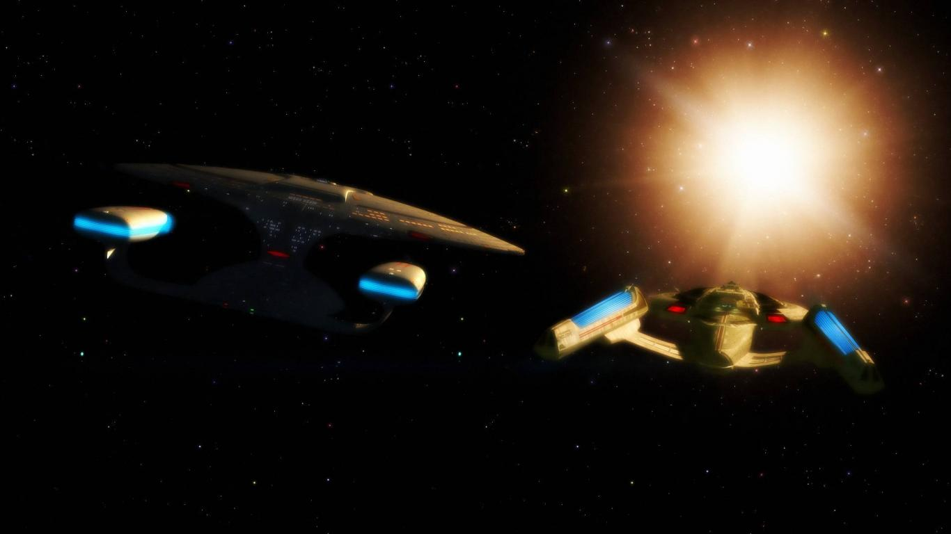 Star trek spaceships uss enterprise wallpaper HQ WALLPAPER   20192 1366x768