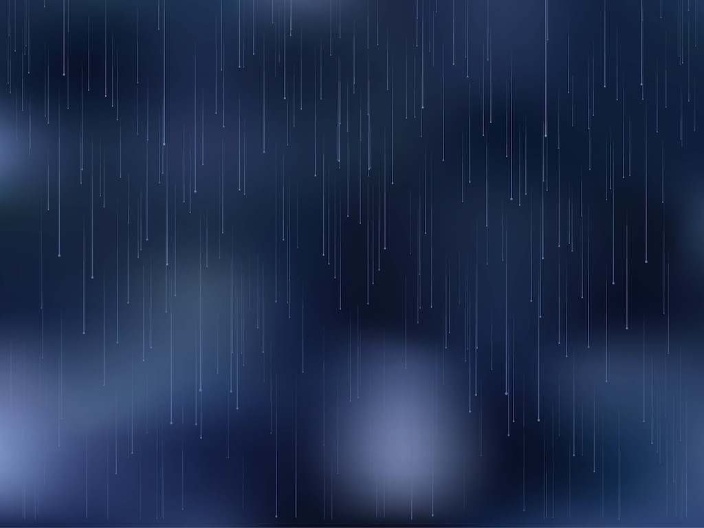 Rain Background 1024x768