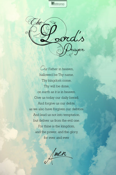 75 Lords Prayer Wallpaper On Wallpapersafari