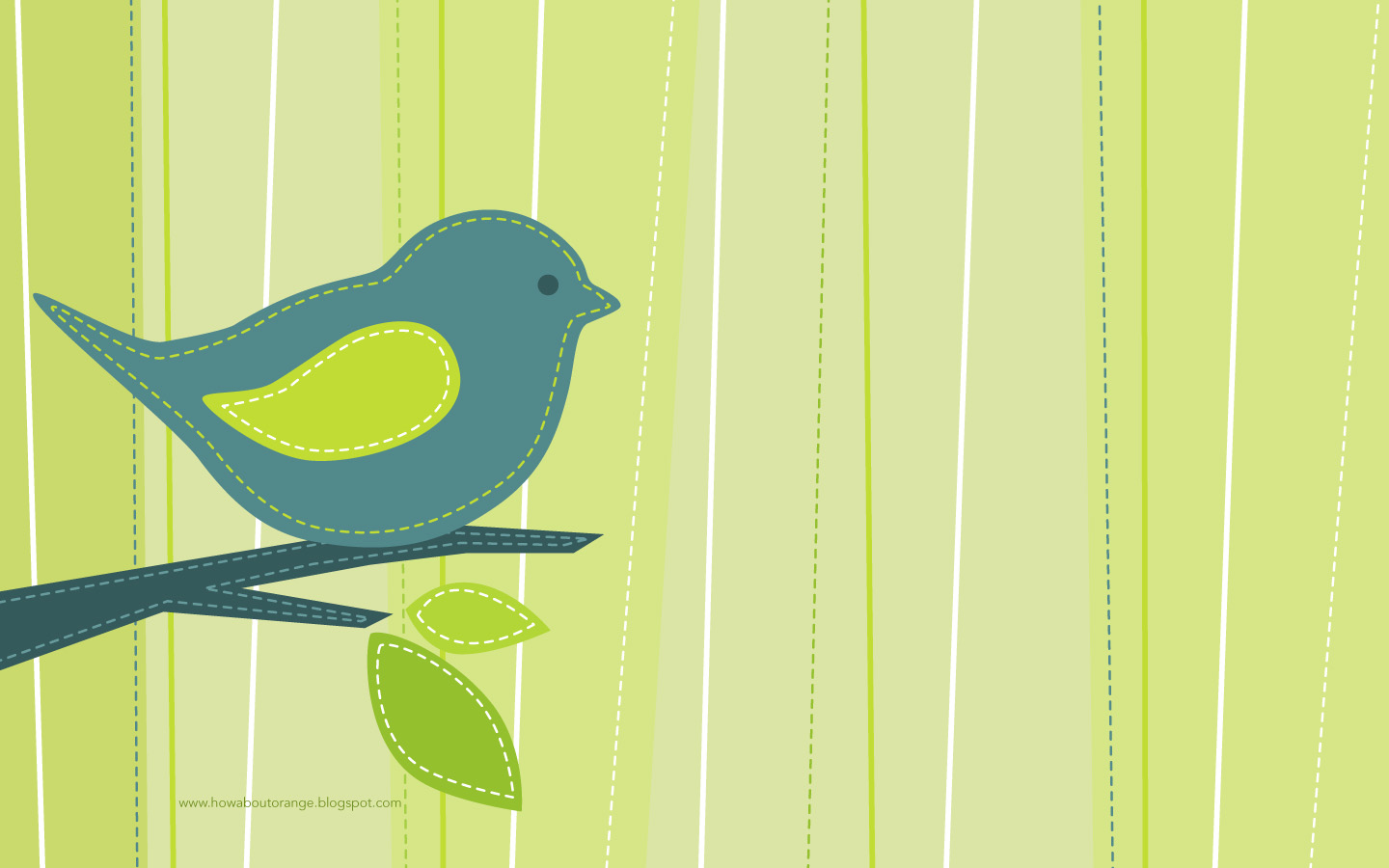 Bird Theme Wallpaper 1440x900