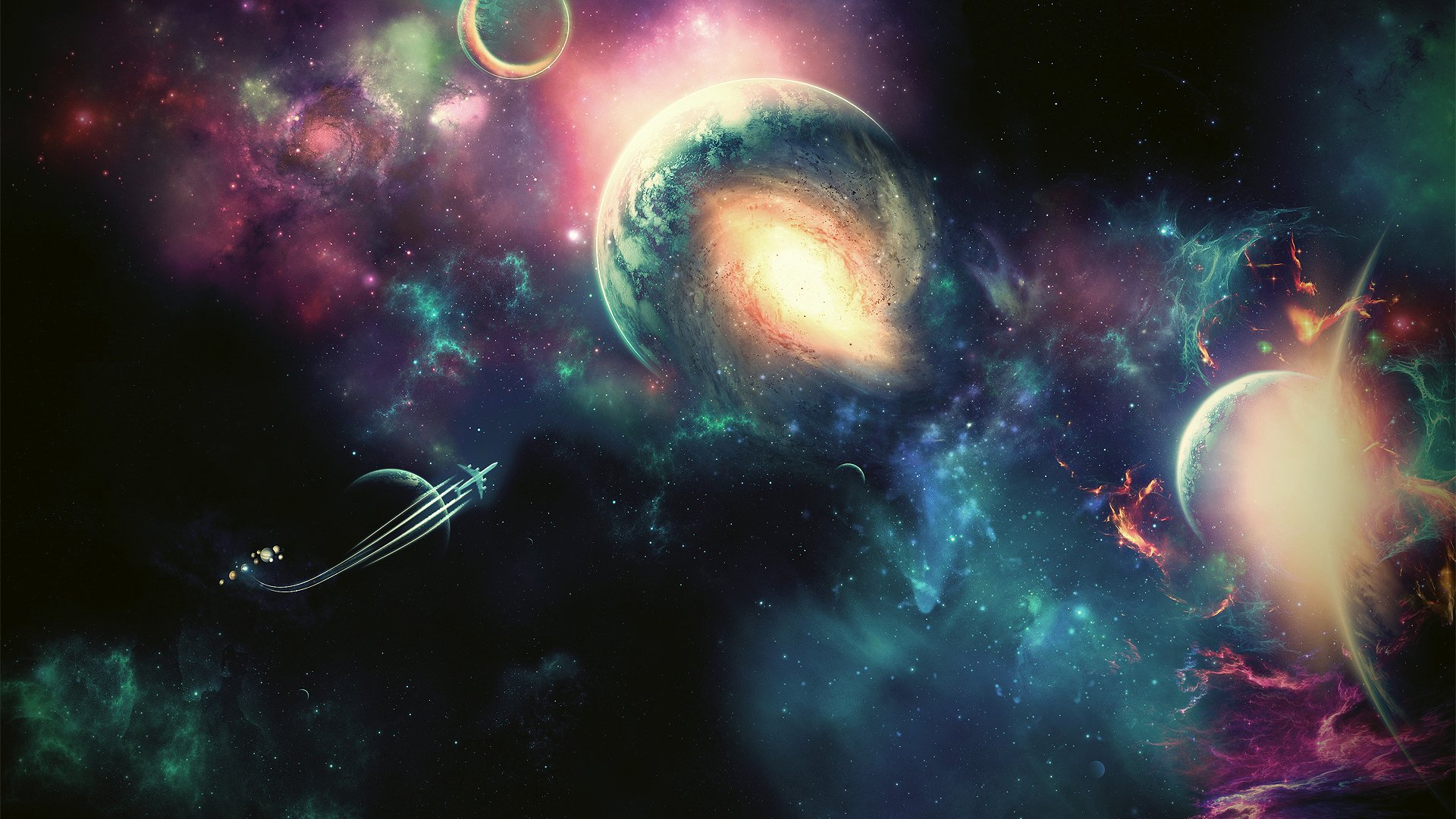 Space HD wallpaper 1920x1080 41   hebusorg   High Definition 1920x1080