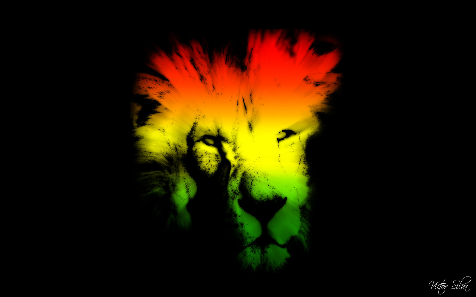Afro Lion   Reggae Generation by DSign X 1600x1000