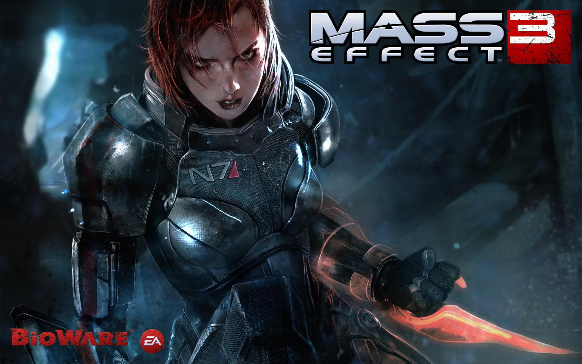 10 Cool Mass Effect 3 Wallpapers   egmr 1920x1200