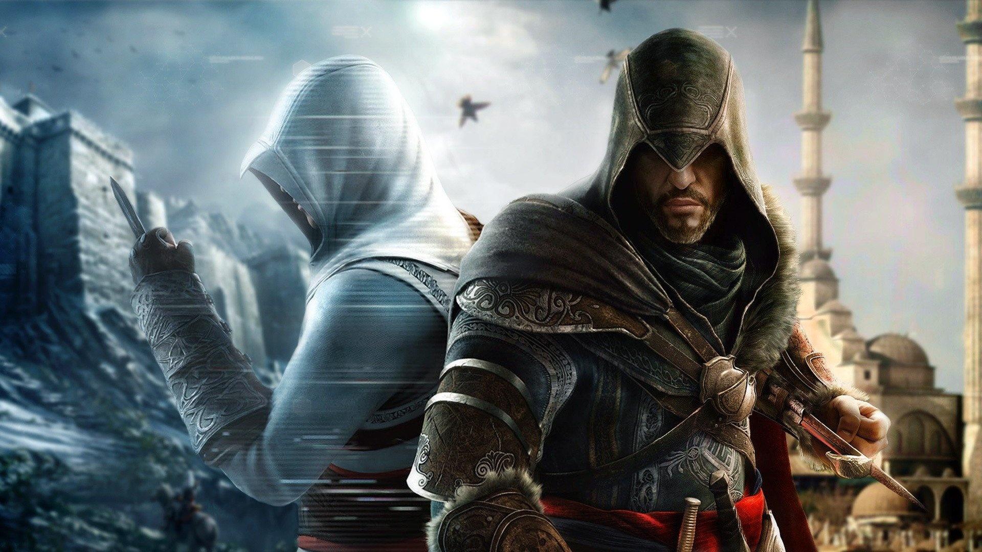 Assassins Creed Art Full HD Desktop Wallpapers 1080p 1920x1080