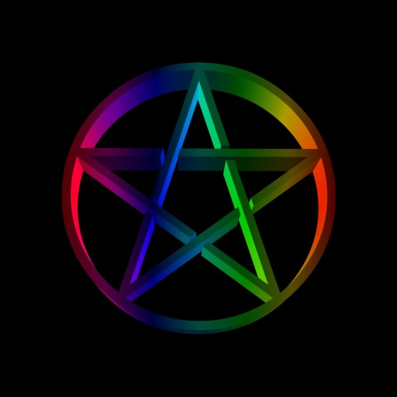 Wiccan Pentacle Wallpaper Willing to make wallpapers 800x800