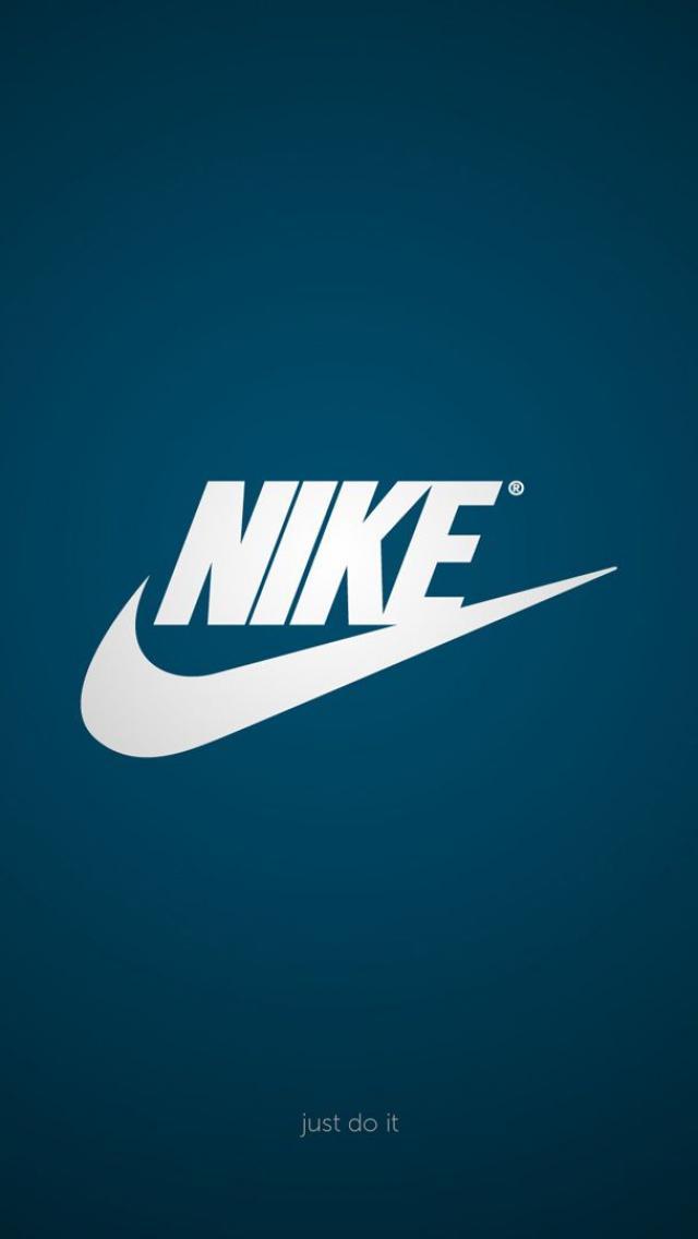 nike logo nike logo image nike logo greyscale minimal hd wallpaper 640x1136