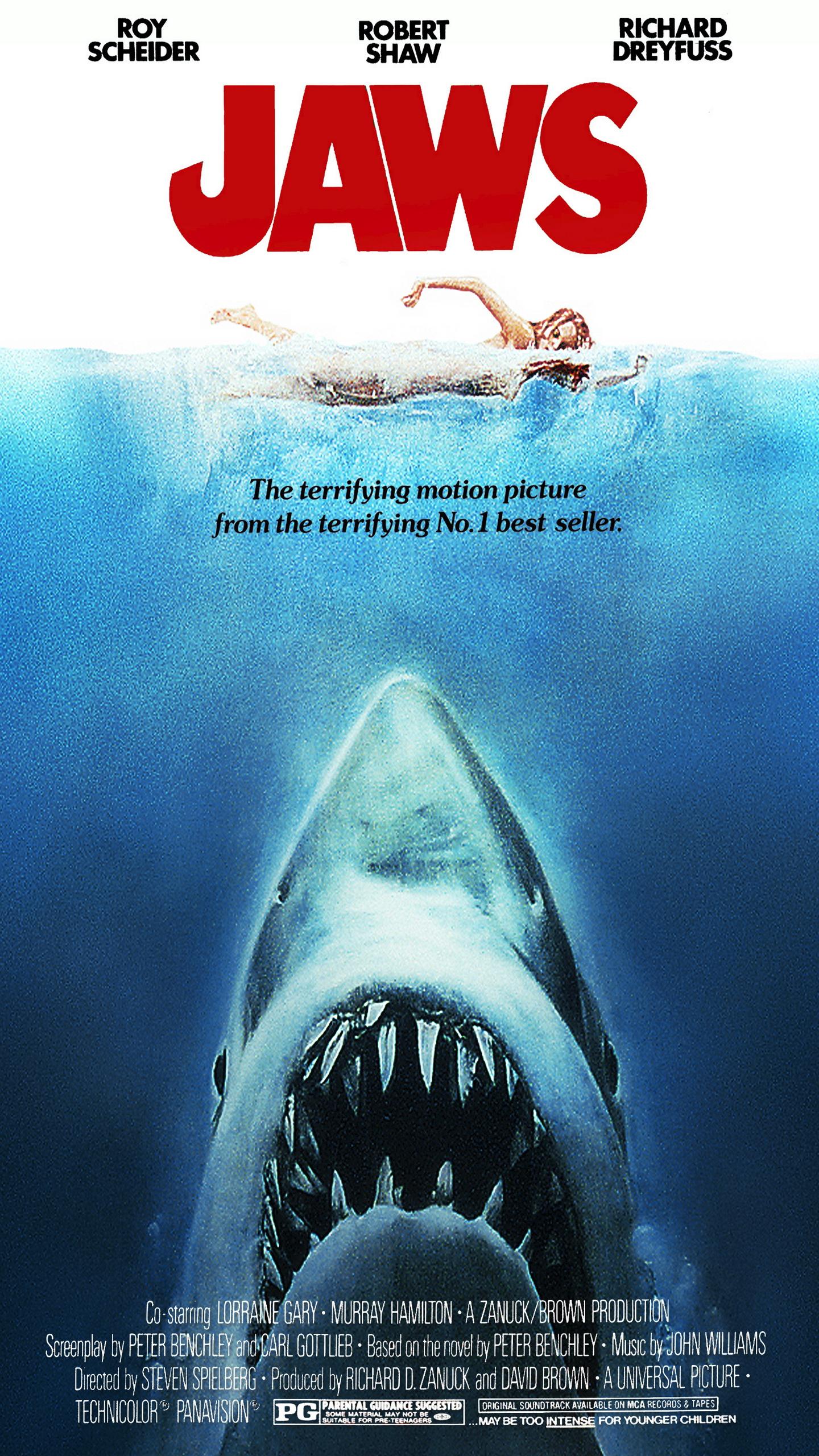 [37+] Jaws HD Wallpaper on WallpaperSafari