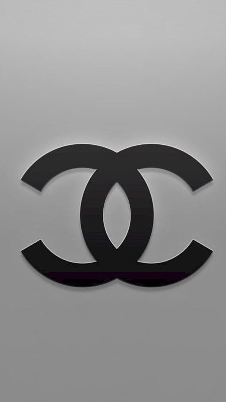 Chanel logo iPhone 6 Wallpapers 750x1334