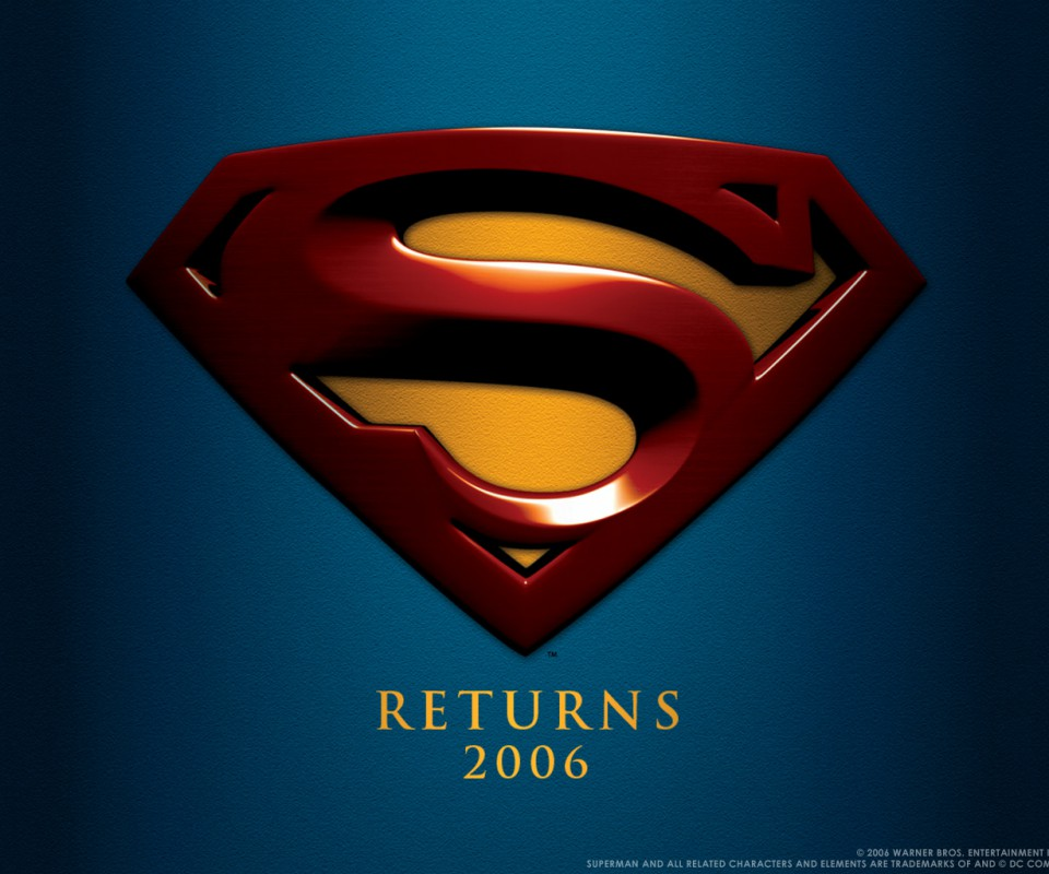 Top Superman Returns Wallpaper Top Superman Returns Wallpaper HD 960x800