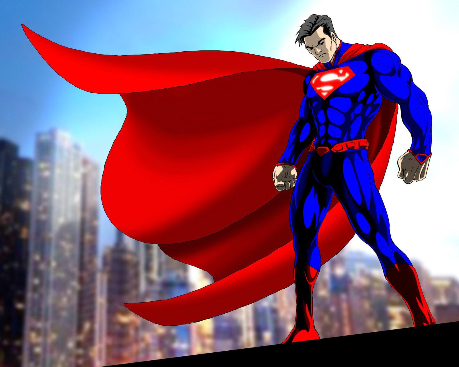 New superman wallpaper wallpapersafari - New 52 wallpaper ...