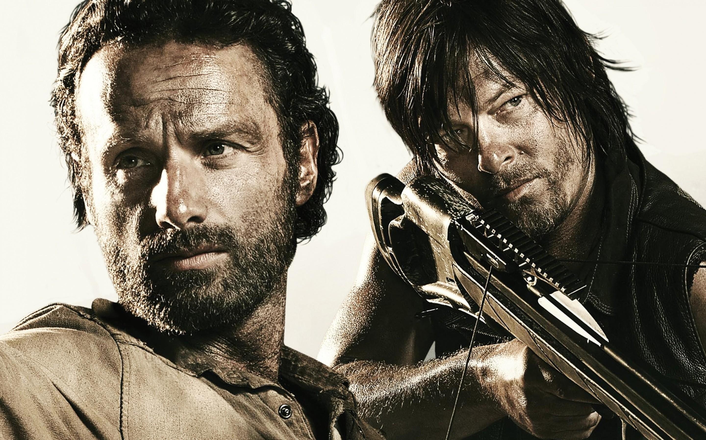 Daryl Walking Dead Wallpaper - WallpaperSafari