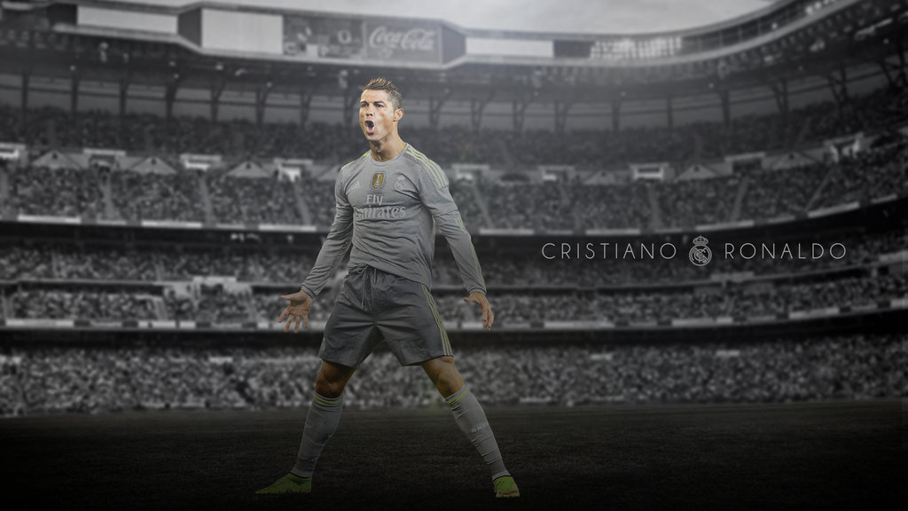 Cristiano Ronaldo 20152016 Wallpaper by RakaGFX 1024x576