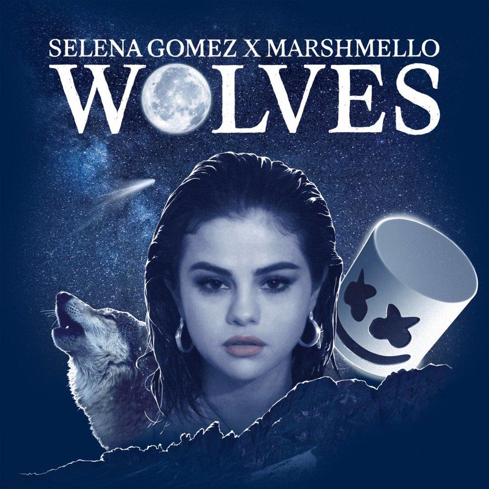 Selena Gomez Marshmello Wolves Video 2017   IMDb 1000x1000