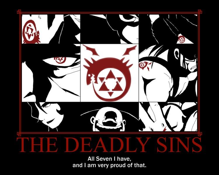 The Seven Deadly Sins Motivational by Kyuubidemonfoxx 750x600