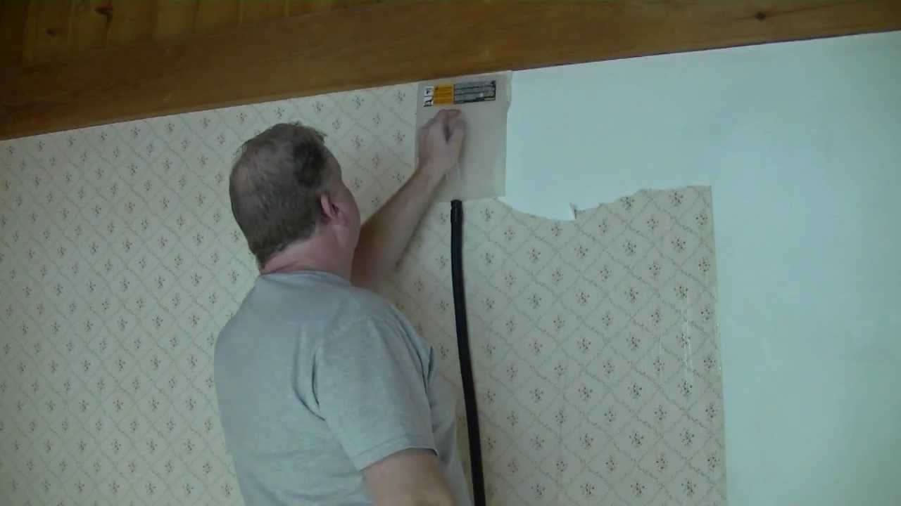 Absolutely The Best Way To Strip Wallpaper 1280x720