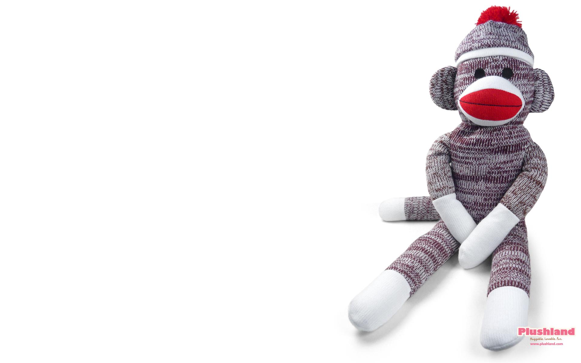 Blog   Freebies Sock Monkey March of Dimes Desktop Wallpapers 1920x1200