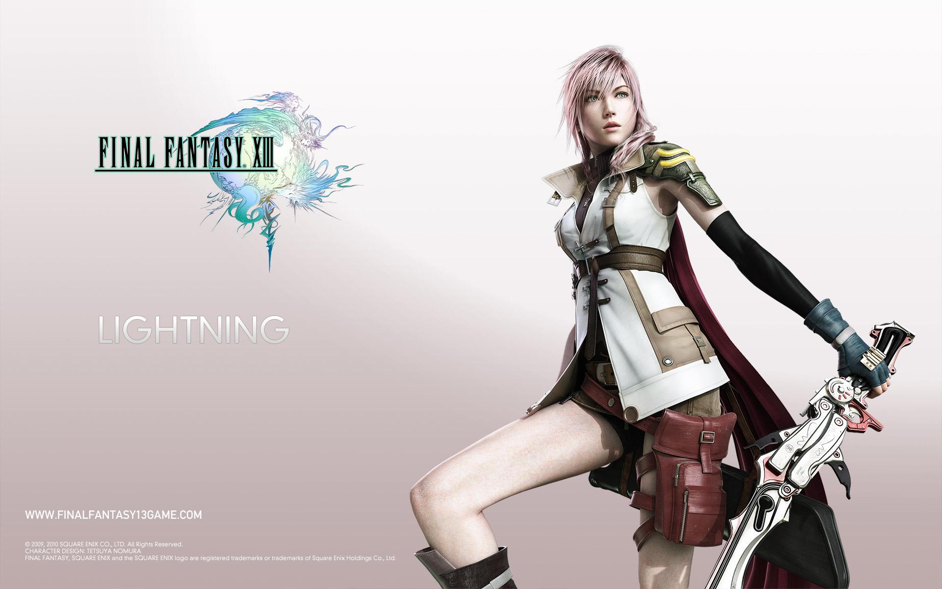 Free Download Final Fantasy Xiii Ffxiii Ff13 Wallpapers 1920x1200