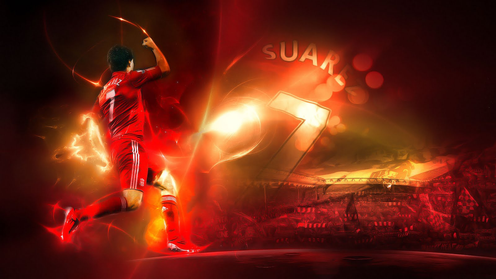 Luis Suarez Wallpaper 2011 4 1600x900