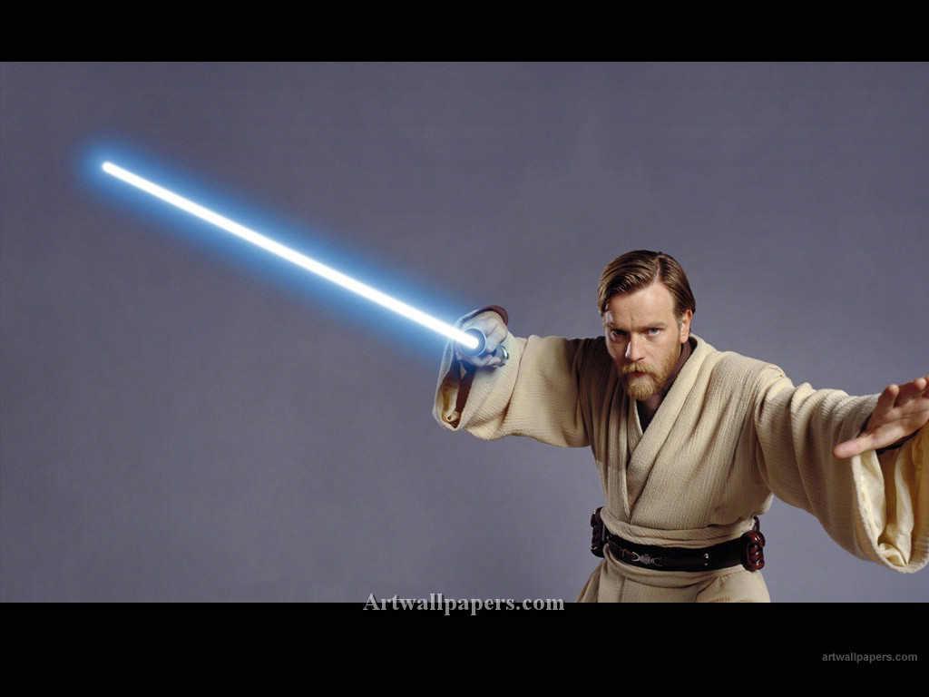 Obi Wan Kenobi Wallpapers Posters Desktop Wallpaper 1024x768