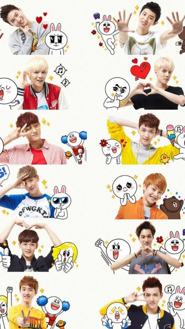 exo wallpaper for iphone - photo #25
